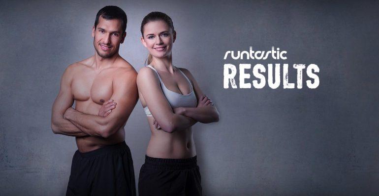 Runtastic Results app