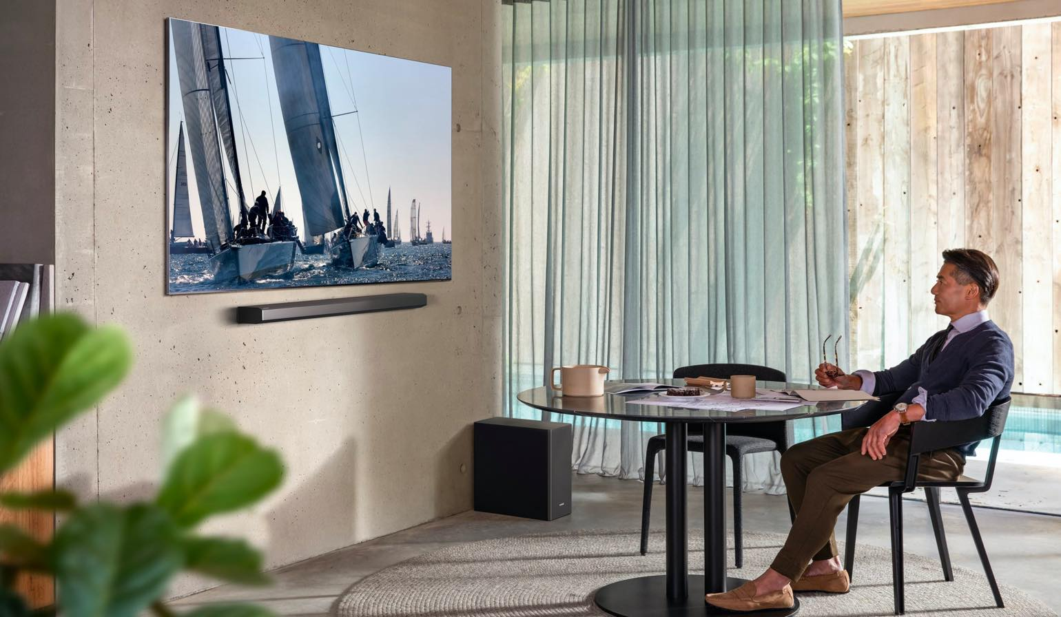 Samsung 2020 tv line-up, met 8K en 4K QLED tv's