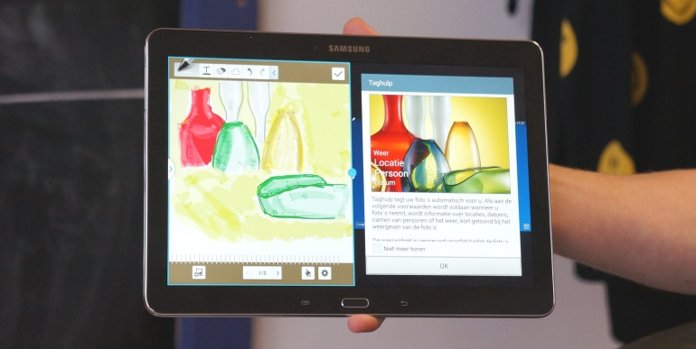 Review: Samsung Galaxy Note 10.1 (2014) | Tablets Magazine