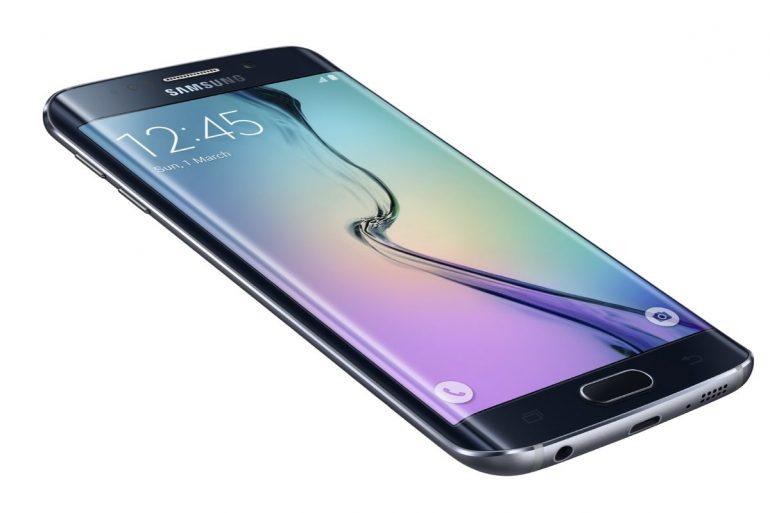 Samsung Galaxy S6 Edge zwart
