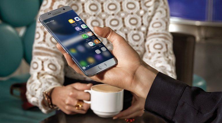 Samsung Galaxy S7 Edge b
