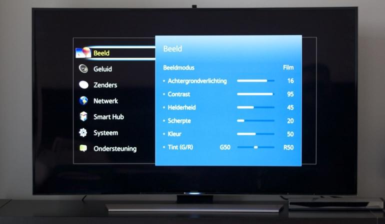 Samsung-HU8500-review-instellingen