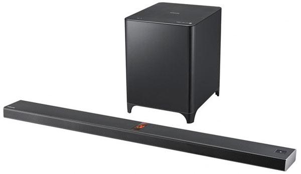 Samsung Airtrack Hw F850 Soundbar Voor Groot Formaat Tv S