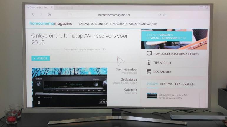 Samsung-JS9000-review-browser