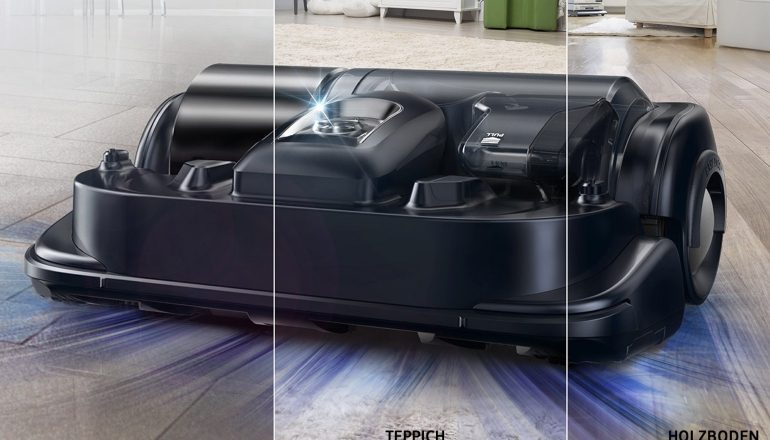 Samsung Powerbot VR9200 a