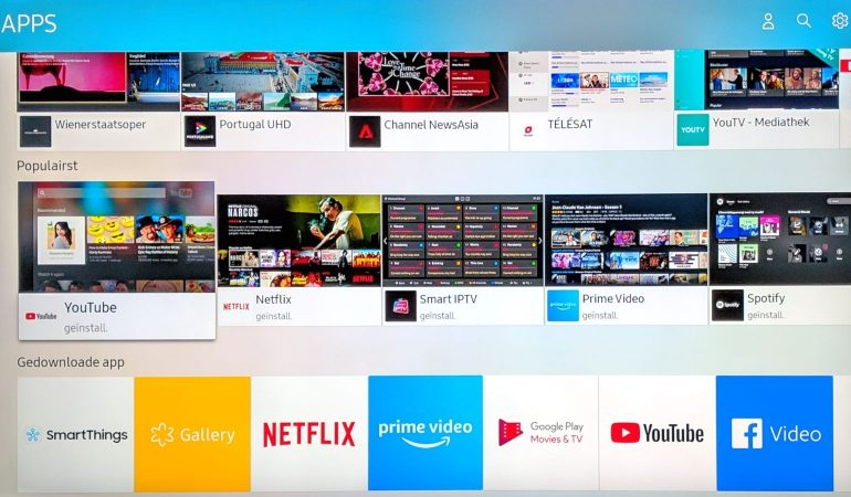 Alles wat je moet weten over Samsung Tizen Smart Hub: tips en