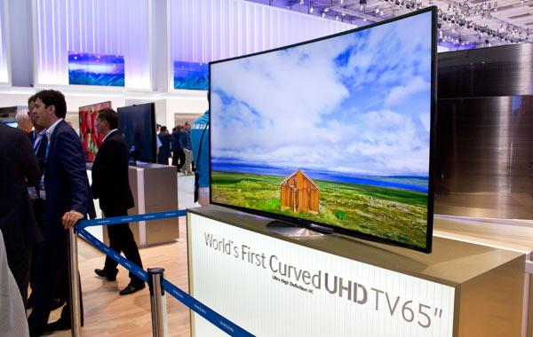 Samsung-gebogen-4K-tv