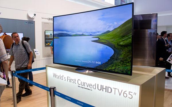 Samsung-gebogen-lcd-tv