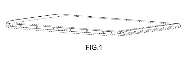 Samsung-patent-gebogen-randen-tablet