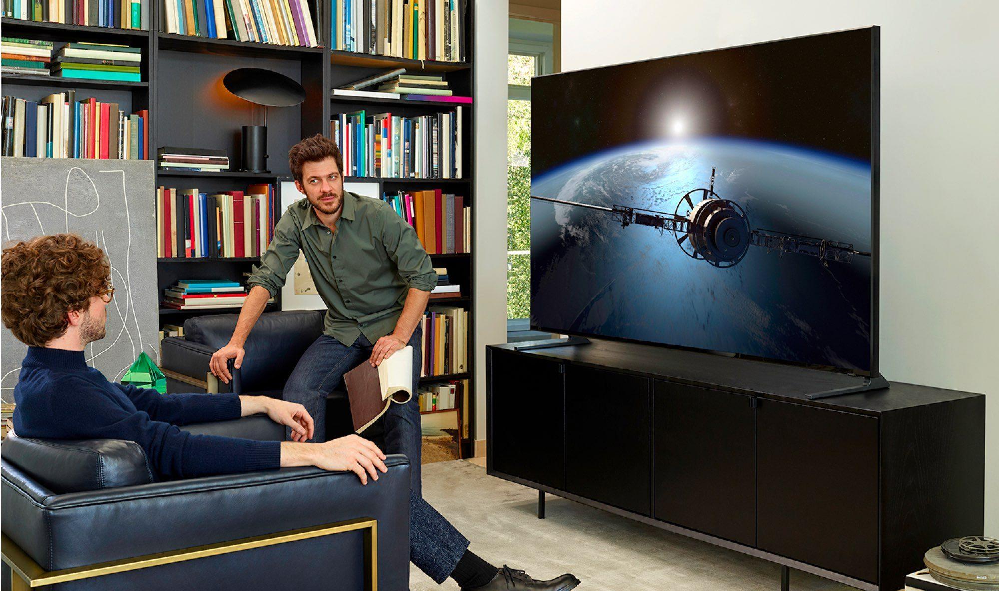 Wat Is De Optimale Kijkafstand Voor Een Tv Fwd