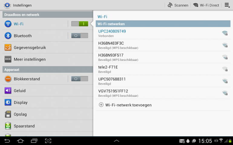 Hoe Verbind Je Een Android Tablet Met Je Wifi En