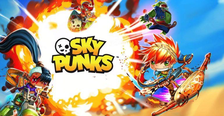 Sky Punks iPad app