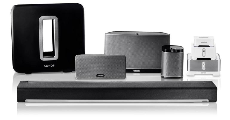 Sonos-systeem