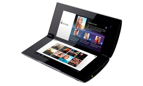 Sony Tablet S2Preview video Sony Tablet P