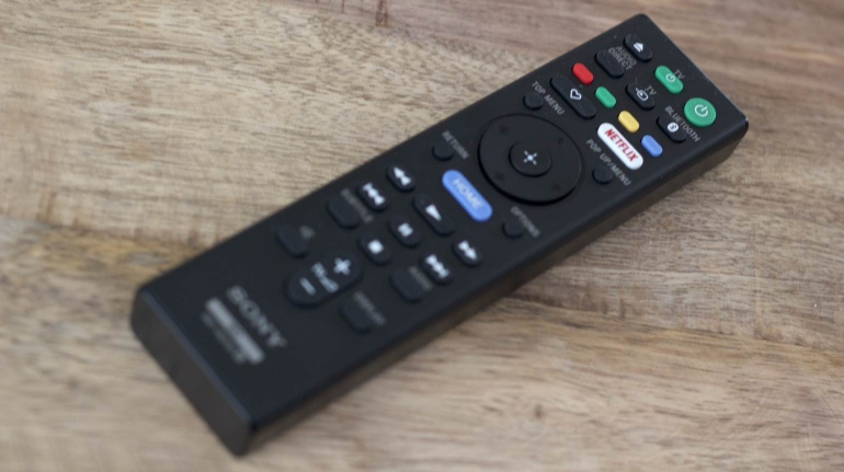 Sony-UHP-H1-review-remote