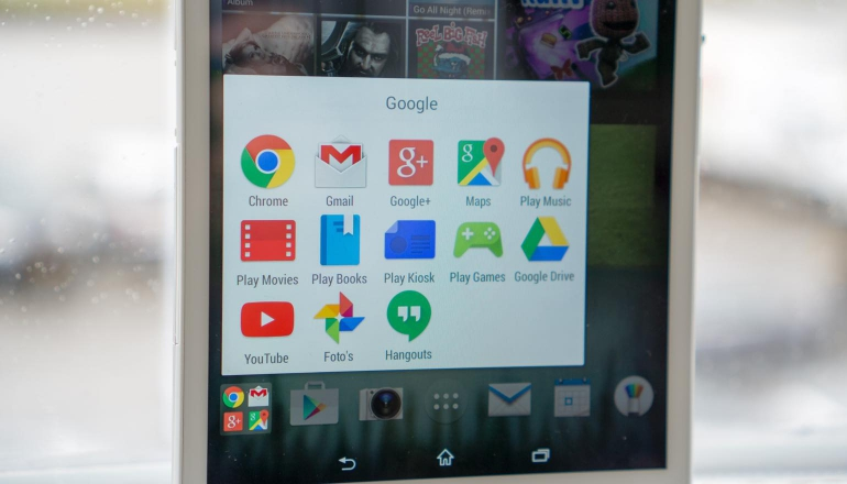 Sony-Xperia-Z3-Tablet-Compact-review-apps
