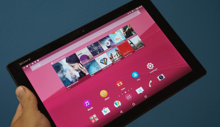 Sony-Xperia-Z4-Tablet-review-display