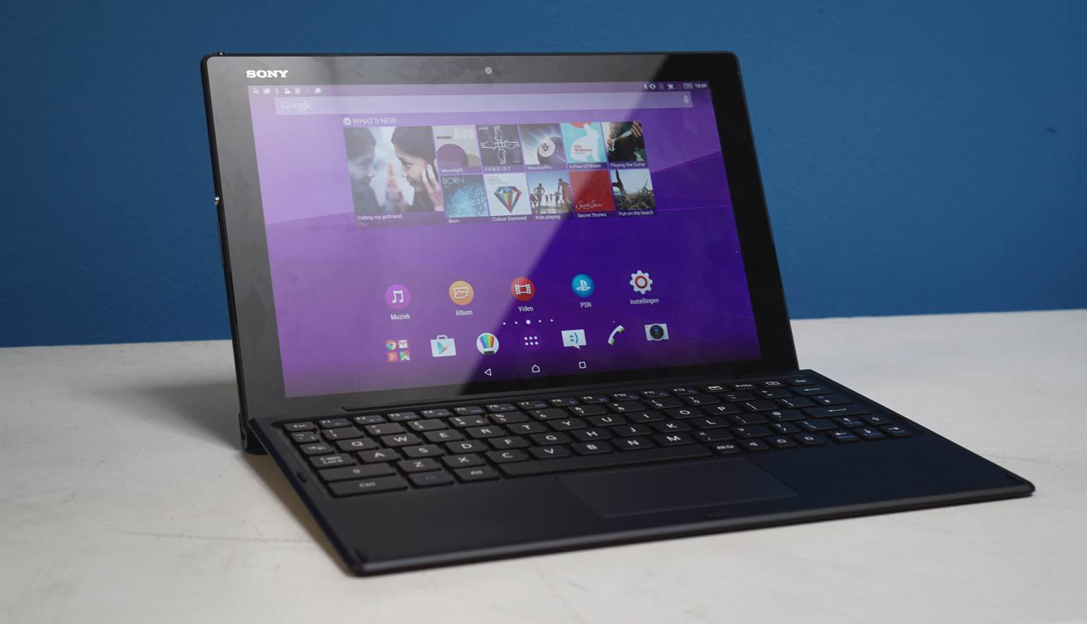 Review: Sony Xperia Z4 Tablet | Tablets Magazine