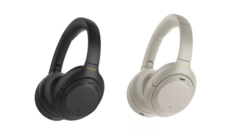 Sony's WH-1000XM4-hoofdtelefoon bevat kunstmatige intelligentie
