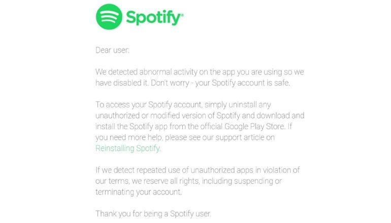 spotify illegale apps