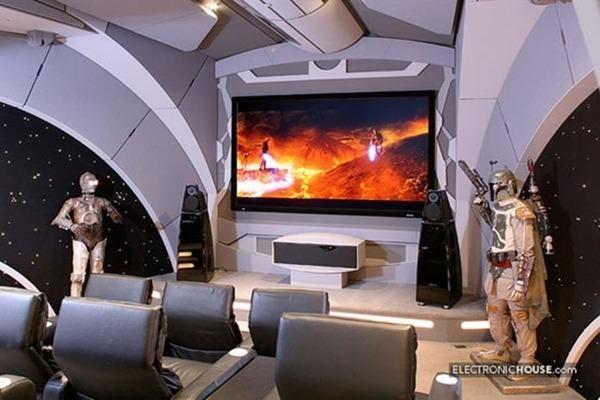 Home cinema: Star Wars 1