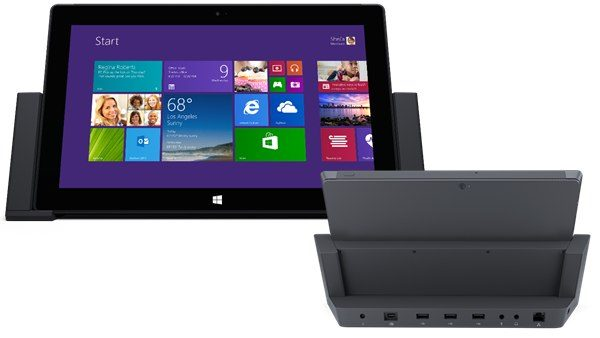 Surface 2 Dock Microsoft introduces new Surface 2 and Surface Pro 2 tablets