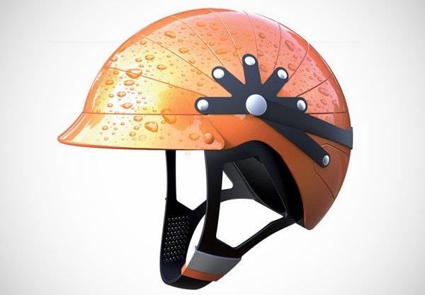 Tandem-Helmet