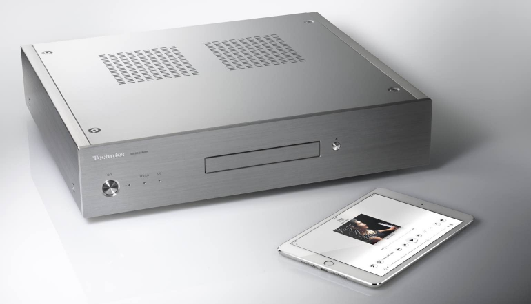Technics Grand Class Music Server ST-G30 whole