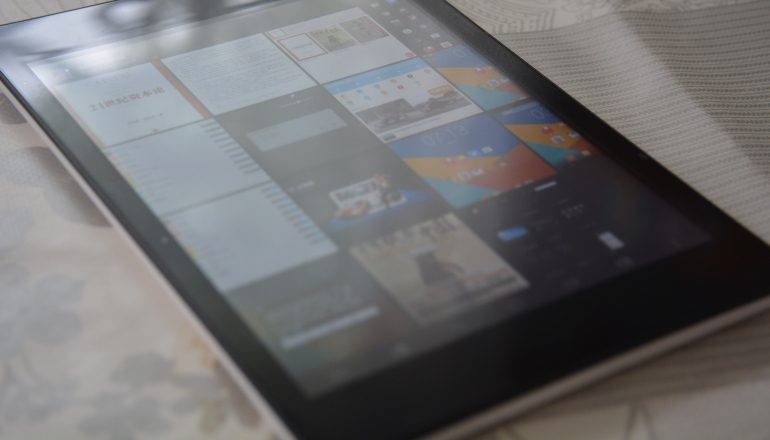 Teclast X89 Kindow Reader r