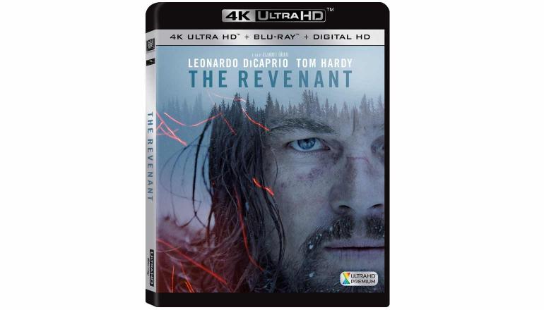 The-Revenant-Ultra HD Blu-ray