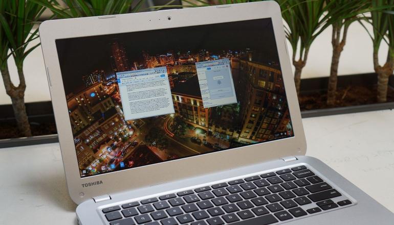 Toshiba-Chromebook-review-display