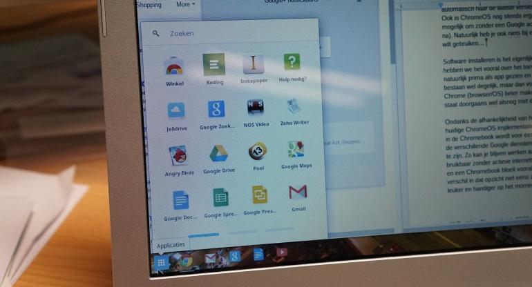 Toshiba-Chromebook-review-software