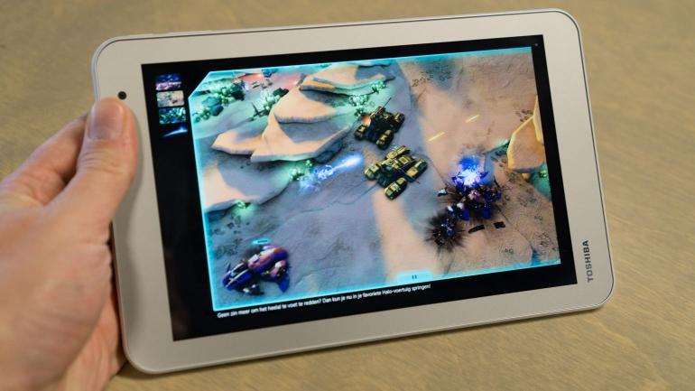 Toshiba Encore 2 WT8-B-review-game