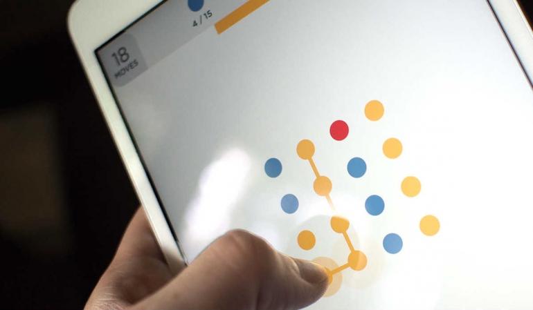 TwoDots app