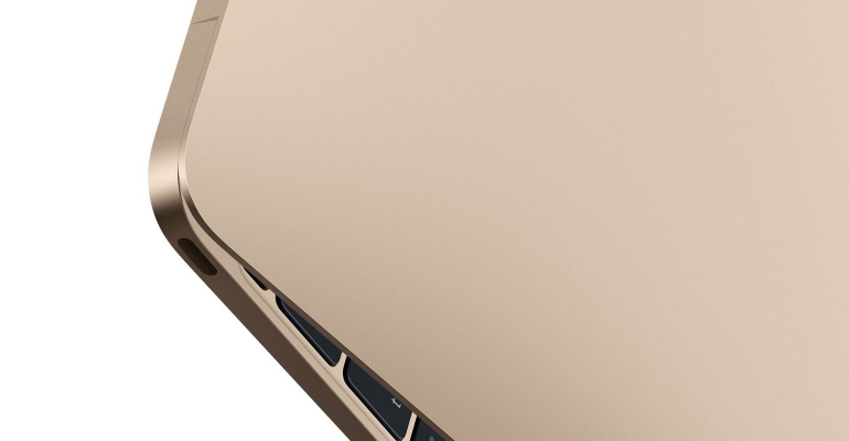 USB-C in de nieuwe Macbook, straks ook in de iPad?