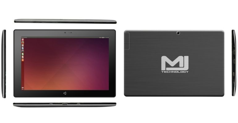 Ubuntu MJ Technologies 2
