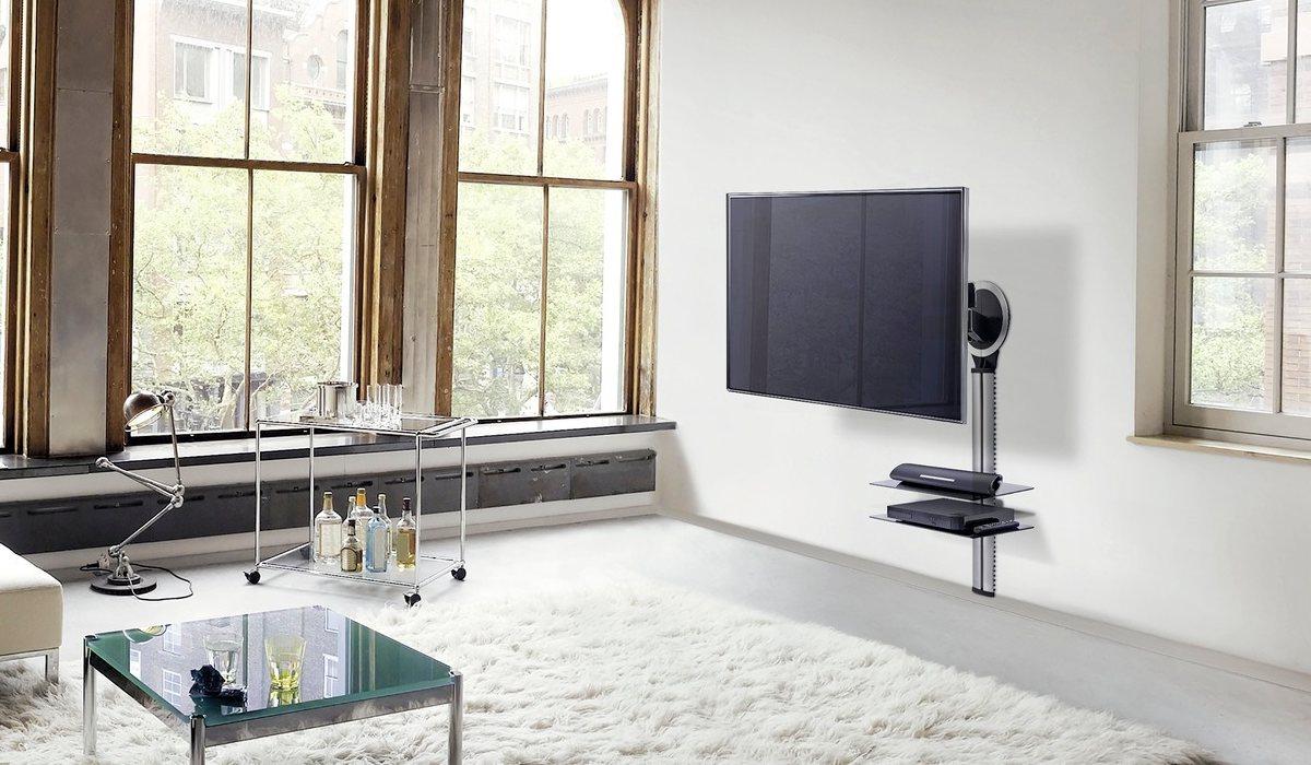 Tv Aan Muur : Tv aan de muur homease