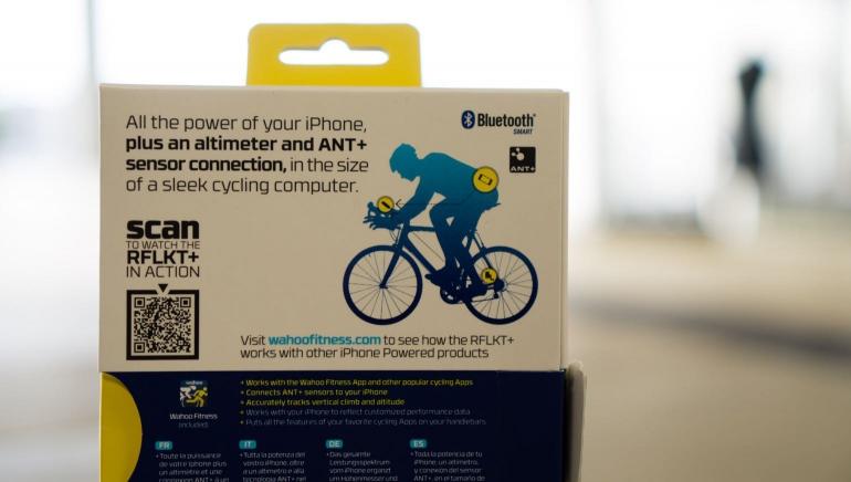 Wahoo RFLKT+ Bluetooth fietscomputer-2