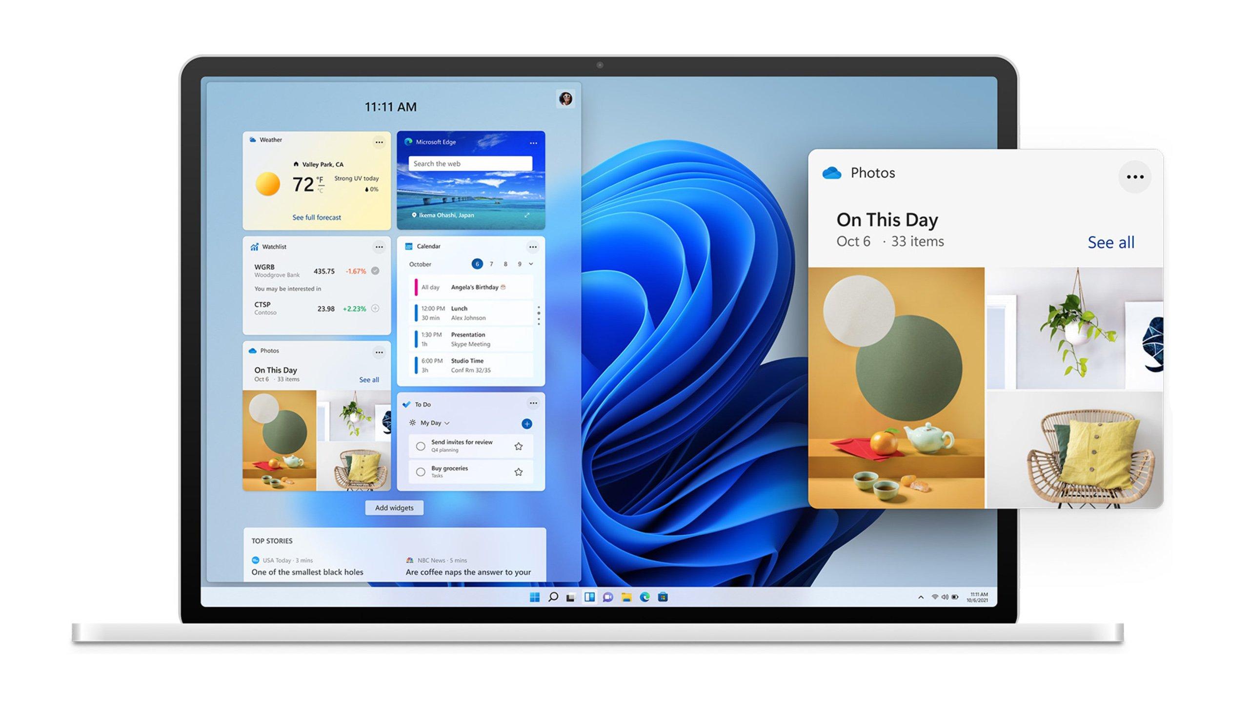Microsoft kondigt Windows 11 aan met Apple-achtige taakbalk | FWD