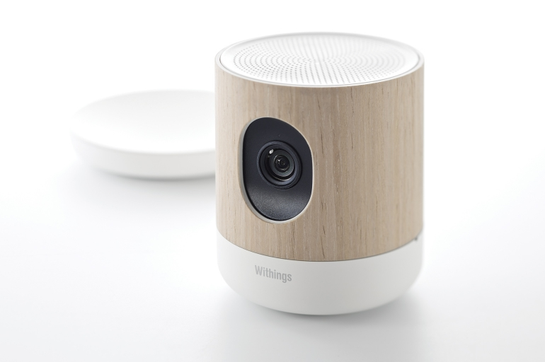 Withings babyfoon