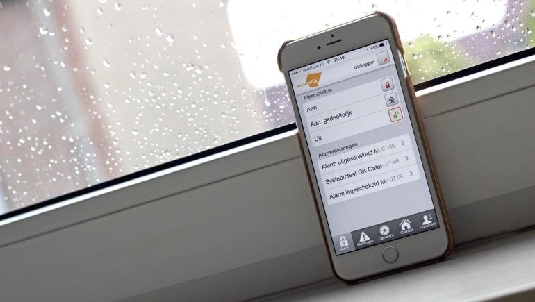 Woonveilig-app