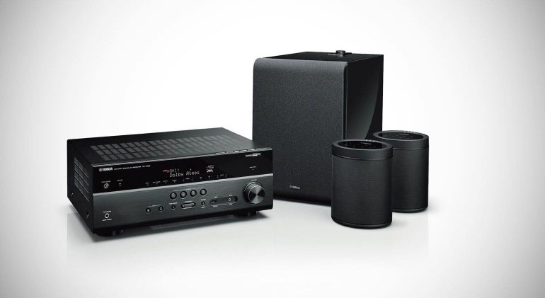 review yamaha rx v685 av receiver die ook zonder. Black Bedroom Furniture Sets. Home Design Ideas
