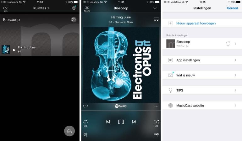 Review: Yamaha WXAD-10 mediastreamer met MusicCast