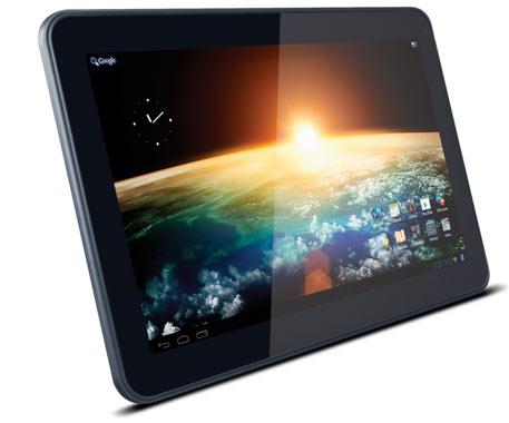 150 Yarvik lanceert 10 inch TAB10 150 Luna tablet met Android 4.1