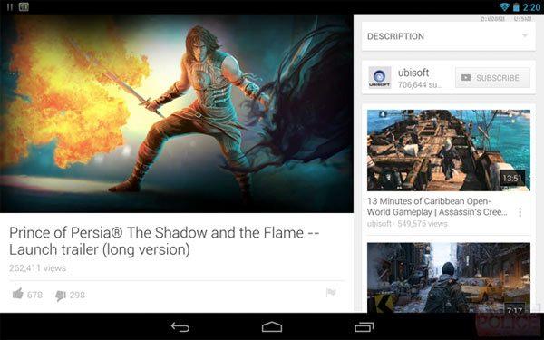 YouTube-Android-nieuw