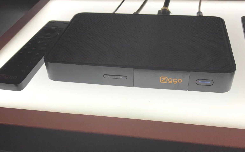 Ziggo Brengt 4k Ultra Hd Mediabox Begin 2019 Op De Markt