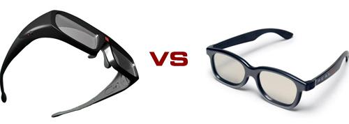 59425f3d184982 Wat zijn de verschillen tussen actieve en passieve 3D brillen ...
