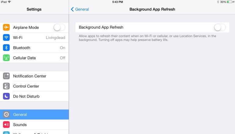 background-app-refresh