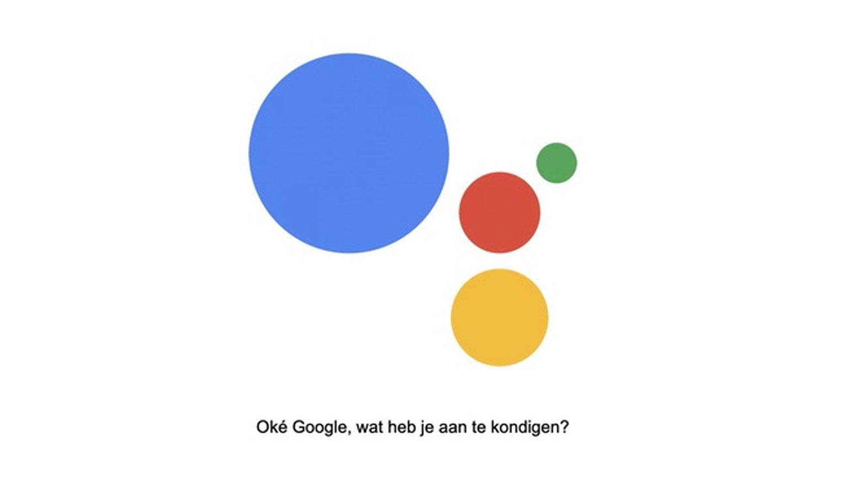 Google Assistent kan apparaten ook lokaal aansturen (zonder internet)
