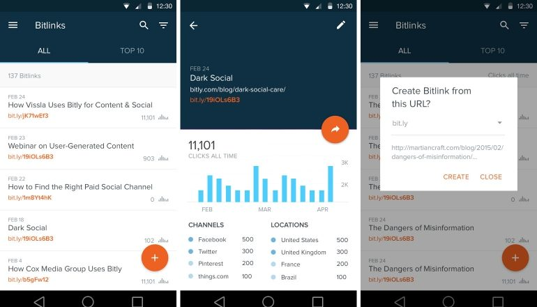 bitly-android